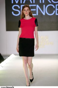 Marks and Spencer catwalk