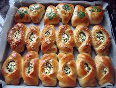 Super zachte broodjes met feta en peterselie | Ramadanrecepten.nl