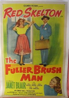 The Fuller Brush Man ~ 1948