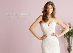 style of the week: 2709 | allure bridals blog
