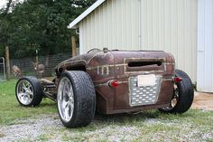 Radical Rat Rod See more at www.LegendaryCollectorCars.com