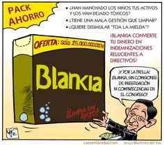 Pack ahorro de Bankia.