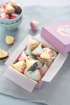 Meringhe perfette (Meringue Kisses) - Chiarapassion