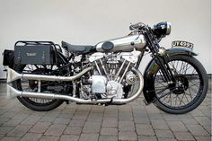 "1923 Brough Superior SS80 ""Old Bill"""