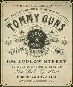 Victorian lettering