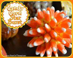 Mom On Timeout: Candy Corn Star Burst {#Craft}