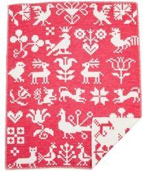 Klippan Organic Cotton Buddies Blankets designed by Birgitta Bengtsson Bjork