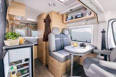 Sunlight Campervan Cliff Prices, Information, Floor Plans – Promobil
