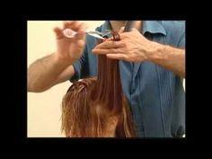 Curso de Corte - Técnica Passo a Passo - 04 - YouTube