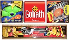 Goliath Games Sports Toys For Outdoor Fun!