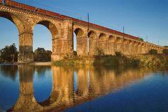 Bolesławiec. Najdłuższy wiadukt kolejowy w Polsce Murcia, Poland, Travel, Viajes, Destinations, Traveling, Trips