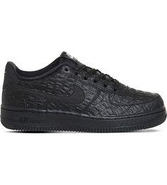 Nike Air Force 1 Low Pony Hair Black 616725-006 | Nike Shoes♥ | Pinterest | Nike  air force, Pony hair and Air force