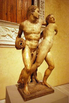 NYC - Manhattan - Metropolitan Museum of Art - Alpheus and Arethusa - Battista Lorenzi