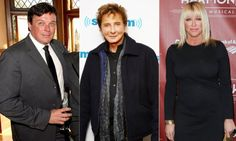 Garry Kief and Barry Manilow, Suzanne Somers (Getty Images)