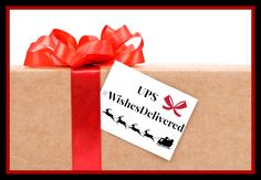 Making Wishes Come True This Holiday Season @UPS #WishesDelivered #Holidays #ad