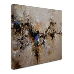 """Trademark Art 'Sands of Time II' by CH Studios Painting Print on Wrapped Canvas Size: 35"""" H x 35"""" W x 2"""" D"""