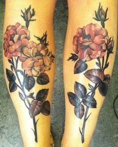 35 Gorgeous Back Of The Leg Tattoo | 10 Knot Stonker News