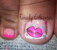 Toe Nails, Heart Ring, Nail Designs, Lily, Beauty, Pretty Nails, Pretty Toe Nails, Finger Nails, Toe Nail Art