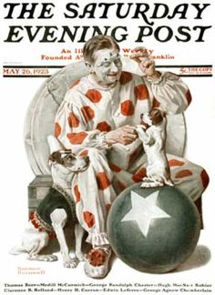 Saturday Evening Post - 1923-05-26 (Norman Rockwell)