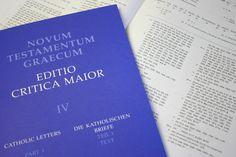 Egora.Uni-Muenster.de/*** Institute for New Testament Textual Research