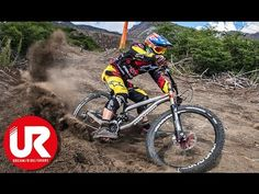Mountain Bike Hutchinson UR Team 2014 - Launch In Chile