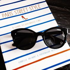 Light reading | #vogueeyewear #stylemiles #fashion #beauty #inspiration #sunglasses