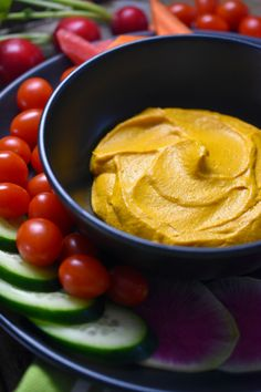 Sweet Potato and Cashew Dip from Tess Masters' The Perfect Blend by Michelle Tam http://nomnompaleo.com