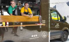 JORGE GONZALEZ MARCIO SILVA BUZINA FOOD TRUCK BURGERS