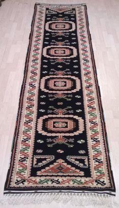 Rug Runner 11.60 X 2.78 ft Runner Rug Klim Rug Turkish Kilim Kilim Rugs Area Rugs Kilim Rugs for Living Room Kilim Rug Kilim Rugs carpet