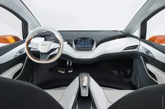 2015 Chevrolet Bolt EV Concept  #