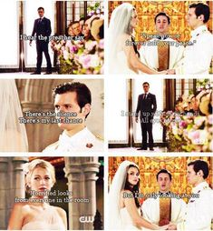 wedding.... I'm putting this is gossip girl and Taylor swift because... Well why not