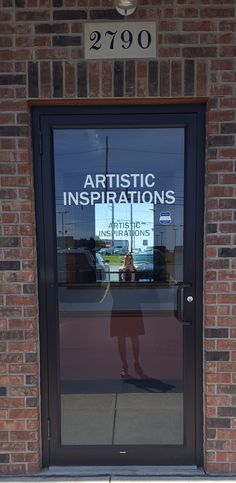 This is our front door, when you walk into our front door and decide to become our client we make sure that you all of your needs are considered and talked about. We will find the best way to meet all of your needs and market you and your company! Hire us to market your business today!