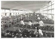Philips Treksteen  in de leegstaande sigarenfabriek van Jasneva aan de Eindhovenseweg. Om de bezetters te misleiden werd niet over een diamant-boorderij maar over een treksteenfabriek gesproken. Die schuilnaam, 'Treksteenfabriek', werd later als een soort Geuzennaam behouden.