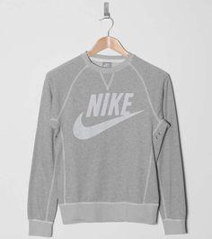 Nike Vintage Crew Sweatshirt   Size?