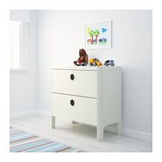 commode 2 tiroirs bubulle