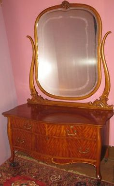 Antique Princess Dressers On Pinterest Antique Bathroom