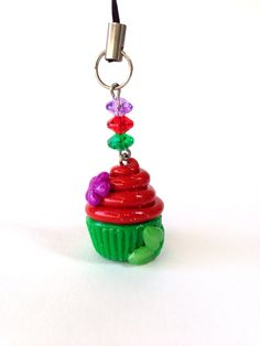Little Mermaid Disney Inspired Cupcake by PixieDustedCharms