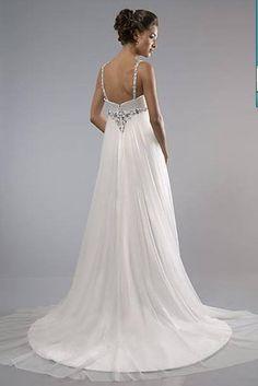 $140 Hand made Beach wedding dress