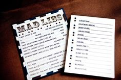 and to think that I saw it on mulberry street...homemade mad libs
