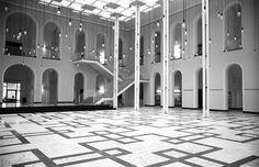 Welfenschloss / Lichthof / Uni Hannover