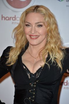 Madonna ar Hard Candy Fitness Toronto Opening, February 2014.