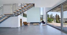 נוימן חיינר אדריכלים   בית במושב בשרון