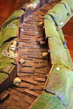 Modular Trench System for Warhammer