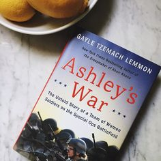 Book list suggested by Reese Witherspoon - #BookClub: Have you read Ashley's War? I couldn't put it down. It's about an amazingly brave group of women who served in a Special Ops unit during the war in Afghanistan. Their strength and courage are an inspiration.