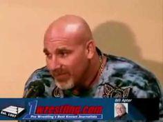 Bill Goldberg Talks Why he Quit  (WWE) Wrestling