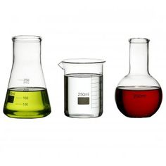 Jay Set of 3 Science Flasks - Jay from Mollie & Fred UK