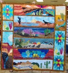 Arizona row by row 2015