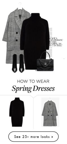 """Sin título #2120"" by nataliac on Polyvore featuring River Island and Yves Saint Laurent"