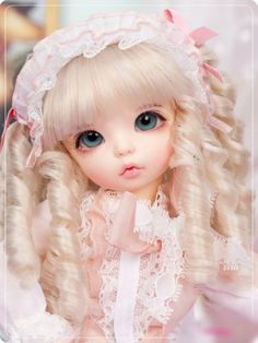 Bjd 1/6 Doll Littlefee Ante bjd doll FACE MAKE UP+FREE EYES-Littlefee Ante