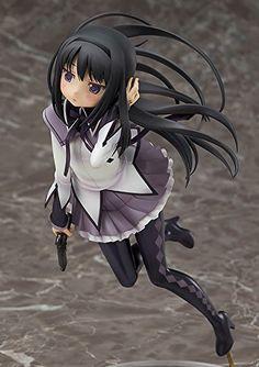 FREEing Puella Magi Madoka Magica Akemi PVC Figure Movie Version * Click on the image for additional details.
